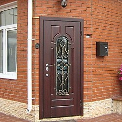 Door to the home